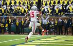 Ohio State Cruises Past Michigan