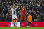Liverpool Grabs Late Equalizer Agai