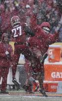 WSU Holds Off Miami in Sun Bowl