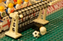 England-USA Replayed in Lego