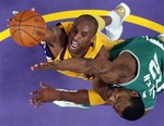 Lakers vs. Celtics (Game 6)