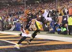 Bryant's Somersaulting Touchdown Ca