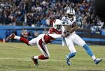 Ted Ginn End Around Kicks Off Panth