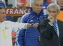 French Manager Refuses to Shake Hands