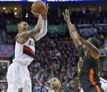 Lillard Hits Career High in Rout of