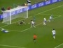 Nigeria's Yakuba Misses the an Easy Goal