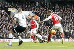 Ramsey Back-Heel Flick Puts Arsenal