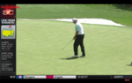 Ernie Els 7-Putts First Hole from 3