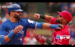 Did the Odor-Bautista Brawl Actuall