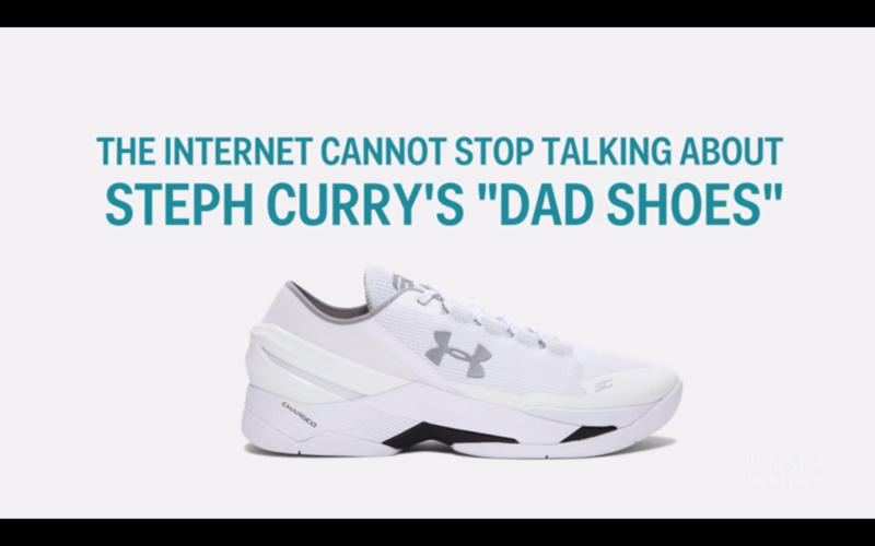 6fee7af6c63d The Story Behind Steph Curry s All-White