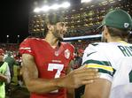 Kaepernick Defends Sitting Out the