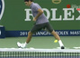 Federer Hits Between Legs Shot (Again)
