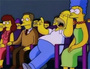 Homer Reacts to Favre's Groin Shot