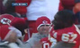Chiefs Offensive Tackle Shoves Coach