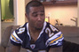 Chargers' Mathews Visits 