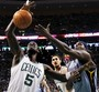 Grizzlies Trip Celtics in Boston