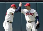 Giambi Walk-Off Keeps Cleveland in