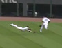 White Sox' Lillibridge Makes Diving Grab