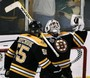 Bruins Blank Canucks to Even Series