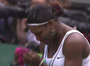 Serena Williams Cries After Wimbledon Win