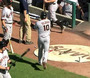 Tejada Gets Home Run Ball Back at Home Plate
