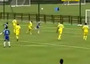 Chelsea's Benayoun Scores With Heel